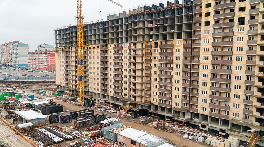 Отчет о строительстве ЖК «Лучший», январь, 2021г.