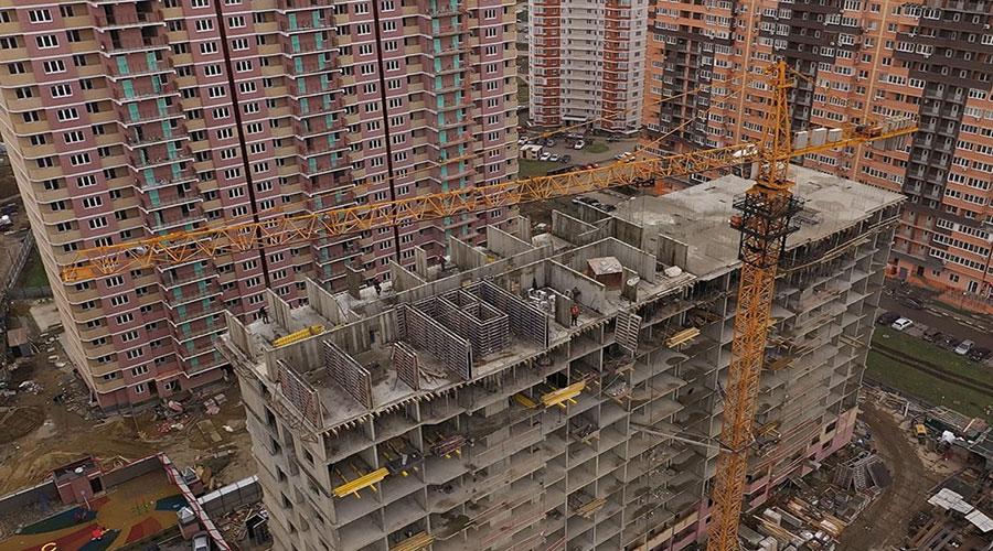 Отчет о строительстве ЖК «Почтовый», январь, 2021г.