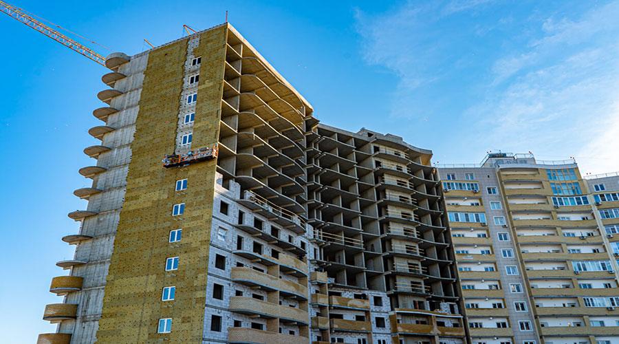 Отчет о строительстве ЖК «Радонеж», январь, 2021г.
