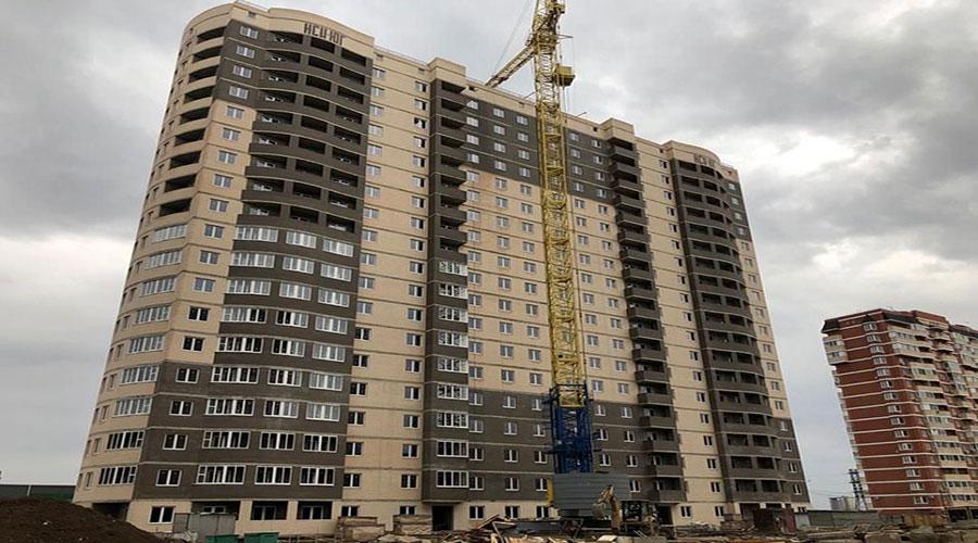 Отчет о строительстве ЖК «Тополиная», январь, 2021г.
