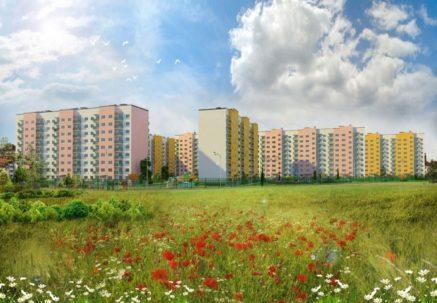 Обзор ЖК «Космос» в Краснодаре: квартиры рядом с ТЦ «МЕГА Адыгея-Кубань»
