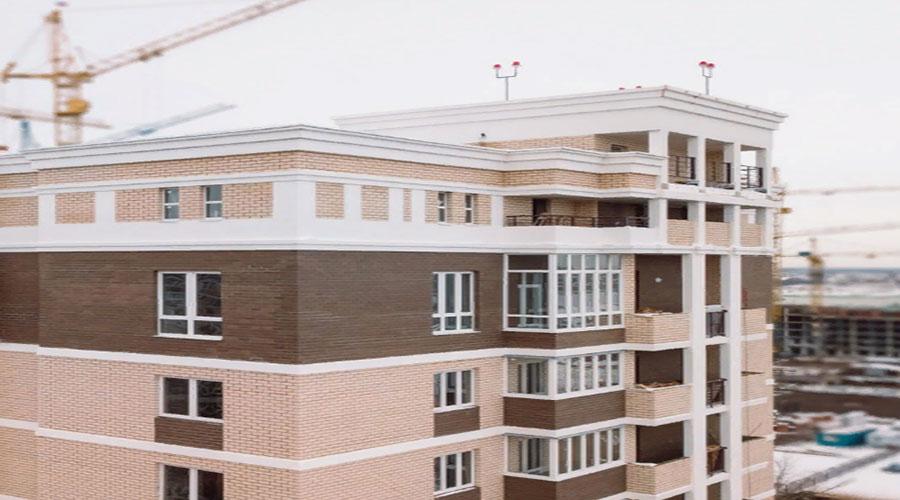 Нео квартал Красная площадь за январь 2021