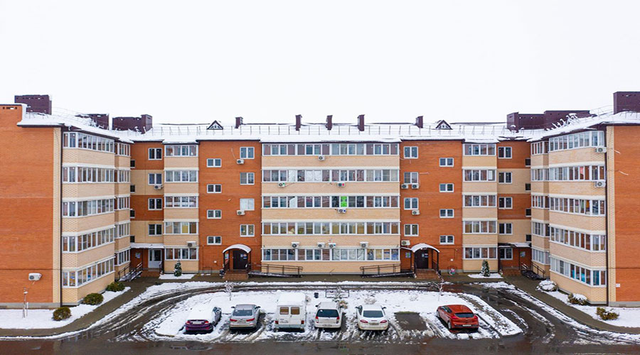 Отчет о строительстве ЖК «ДарГрад», январь, 2021г.