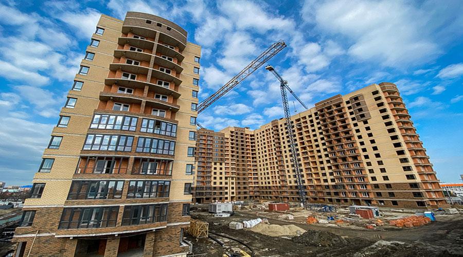 Отчет о строительстве ЖК «Лайм», февраль, 2021г.