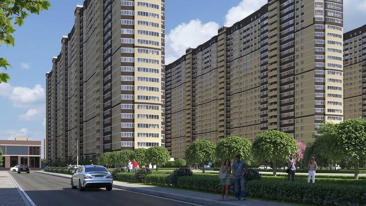 квартиры и планировки жк тополиная краснодар