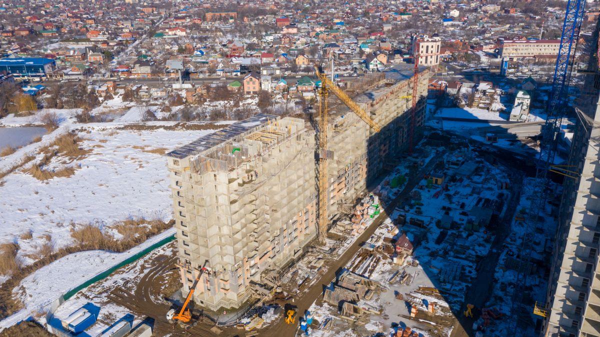 ЖК Сказка град февраль 2021
