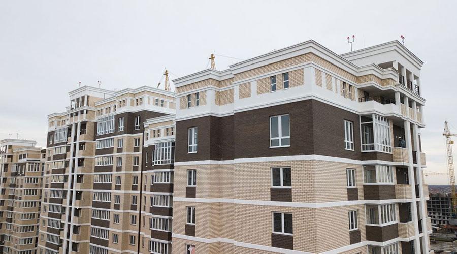 Отчет о строительстве Neo квартал «Красная площадь», февраль, 2021г.