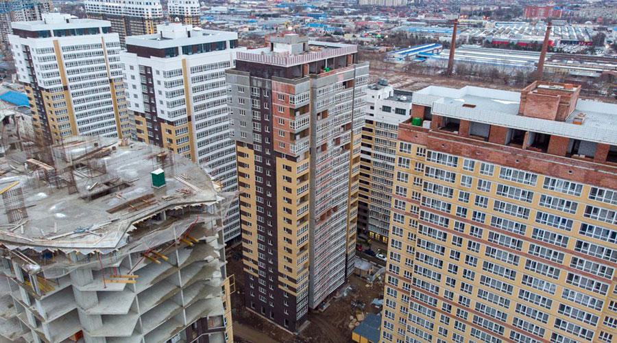 Отчет о строительстве ЖК «Элегант», март, 2021г.