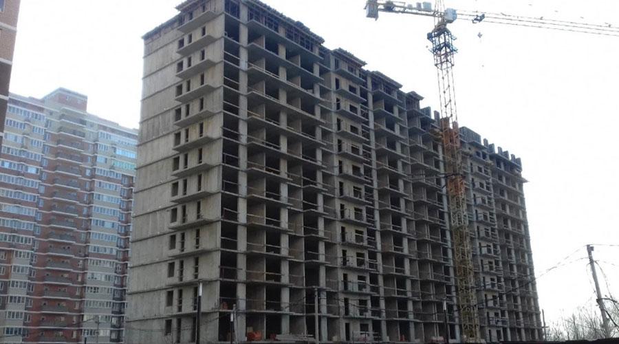 Отчет о строительстве ЖК «Мелодия», март, 2021г.