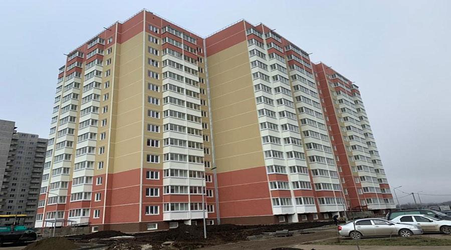 Отчет о строительстве ЖК «Молодежный», март, 2021г.