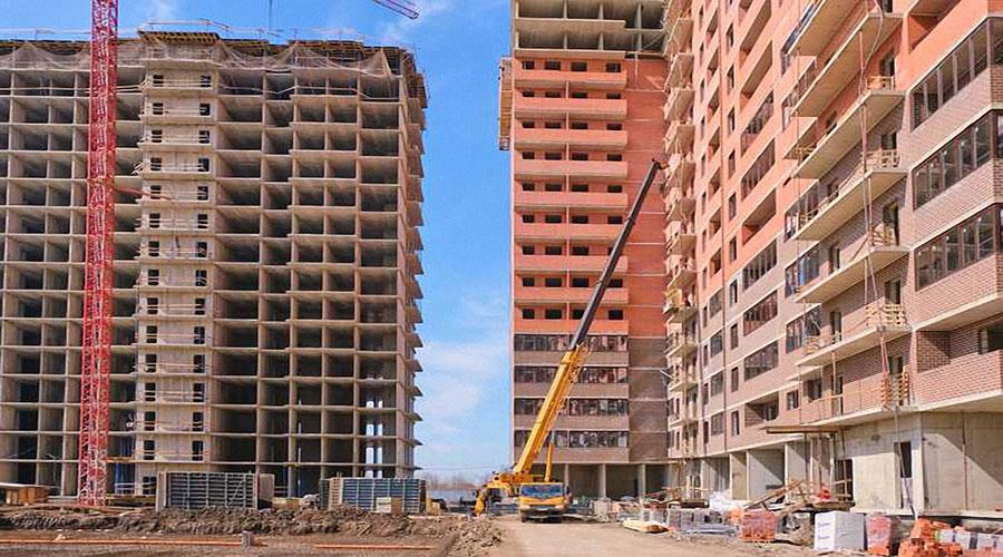 Отчет о строительстве ЖК «Парк Победы», март, 2021г.