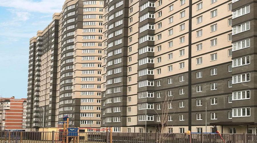 Отчет о строительстве ЖК «Тополиная», 2021, мартг.