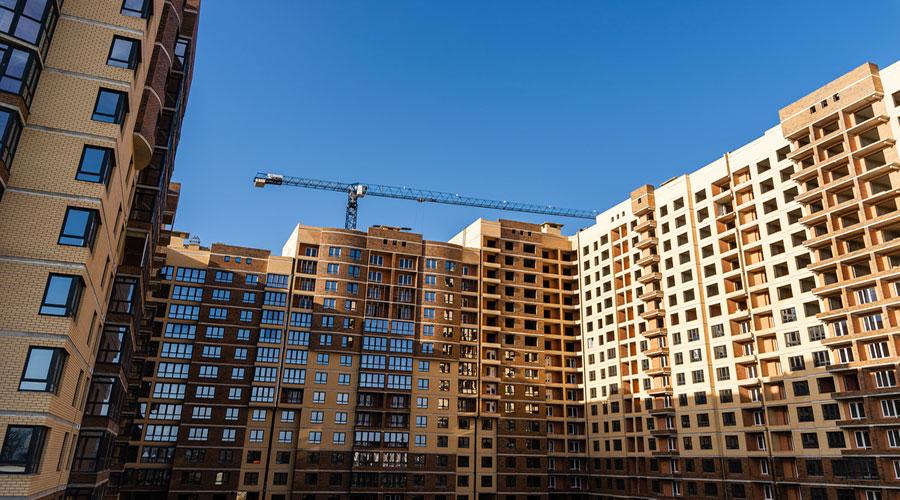 Отчет о строительстве ЖК «Лайм», апрель, 2021г.