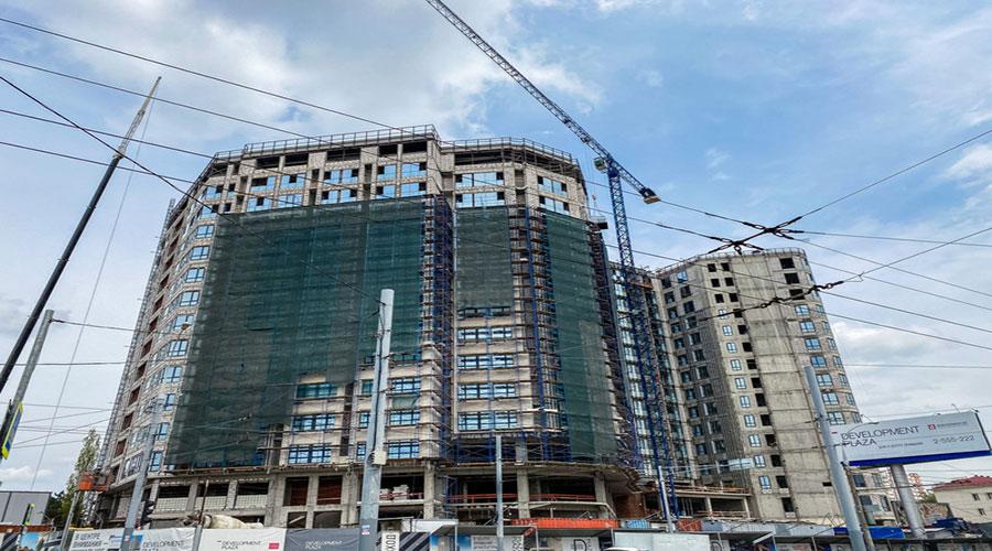 ЖК Девелопмент плаза май 2021