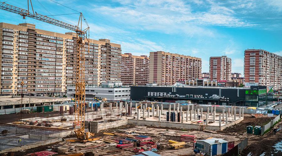 Отчет о строительстве ЖК «Лучший», май, 2021г.