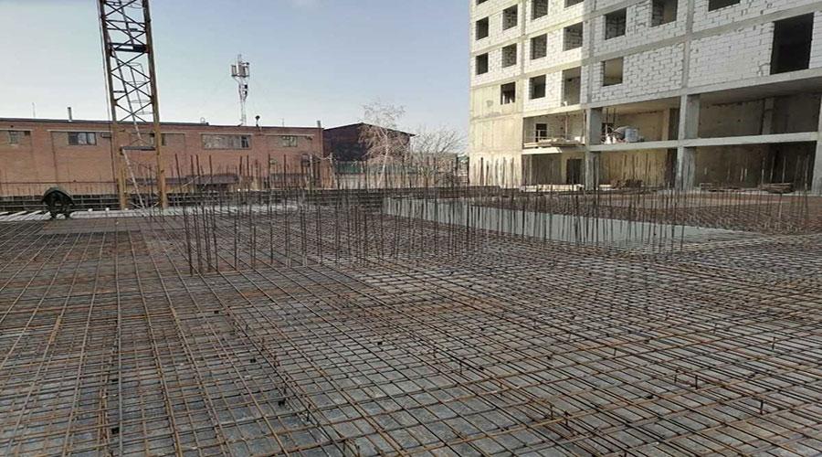 Отчет о строительстве ЖК «Ренессанс», апрель, 2021г.