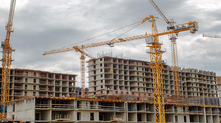 Отчет о строительстве ЖК «Ракурс», май, 2021г.