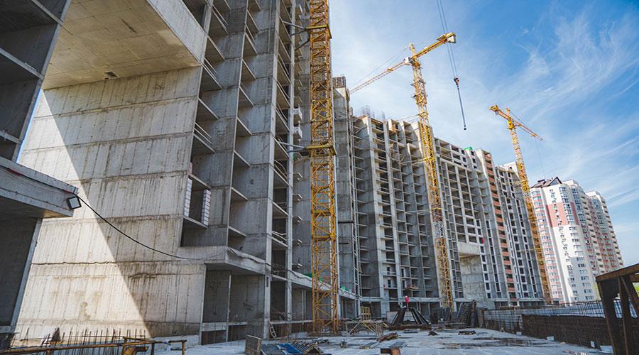 Отчет о строительстве ЖК «Сердце», май, 2021г.