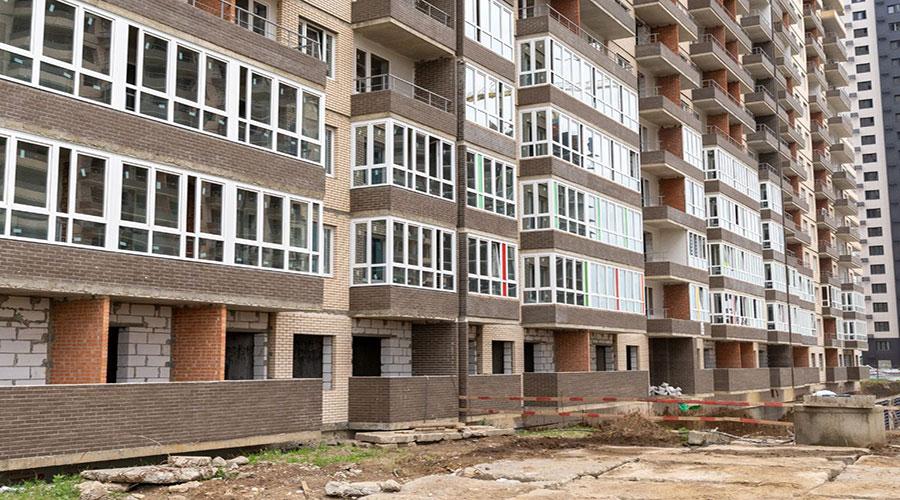 Отчет о строительстве ЖК «Абрикосово», июнь, 2021г.