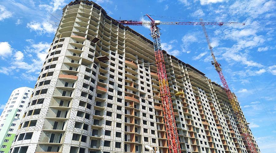 Отчет о строительстве ЖК «Fresh», июль, 2021г.