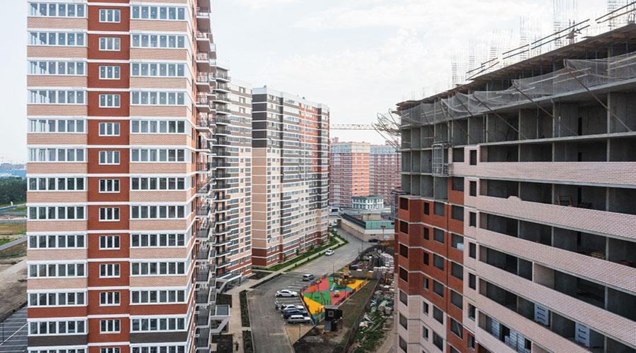 Отчет о строительстве ЖК «Грани», июль, 2021г.