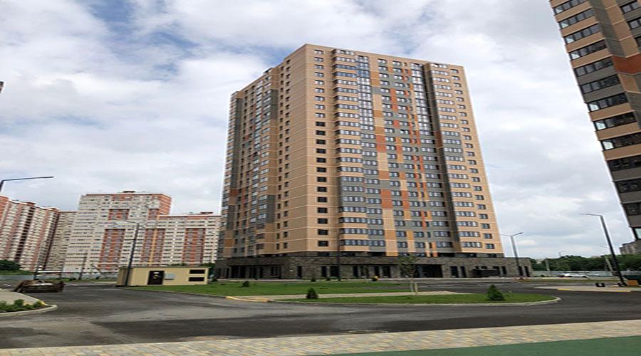 Отчет о строительстве ЖК «Квартет», июль, 2021г.