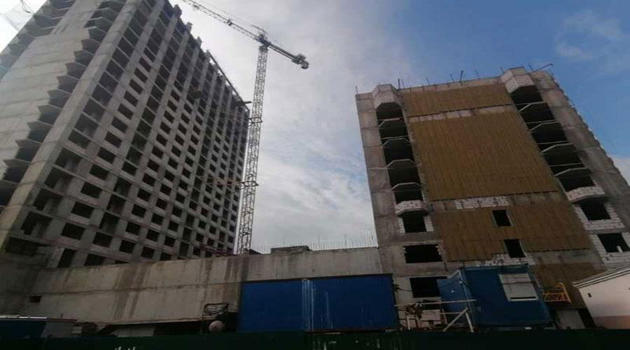 Отчет о строительстве ЖК «Ренессанс», июнь, 2021г.