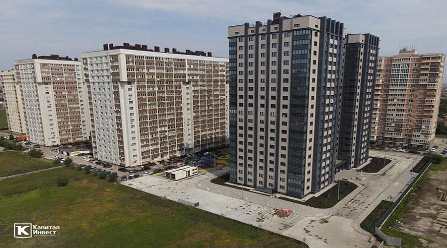Отчет о строительстве ЖК «Олимп», июль, 2021г.