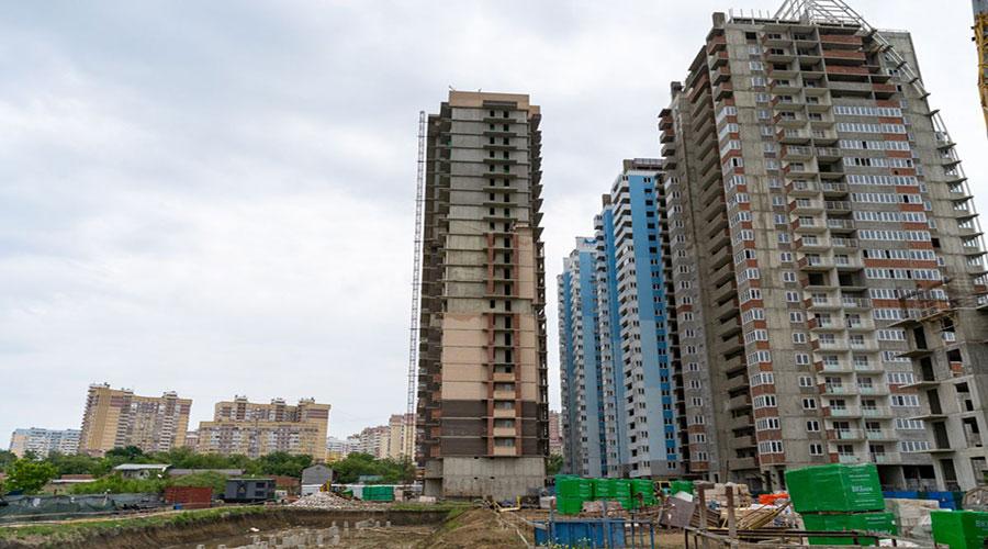 Отчет о строительстве ЖК «Стрижи», июнь, 2021г.