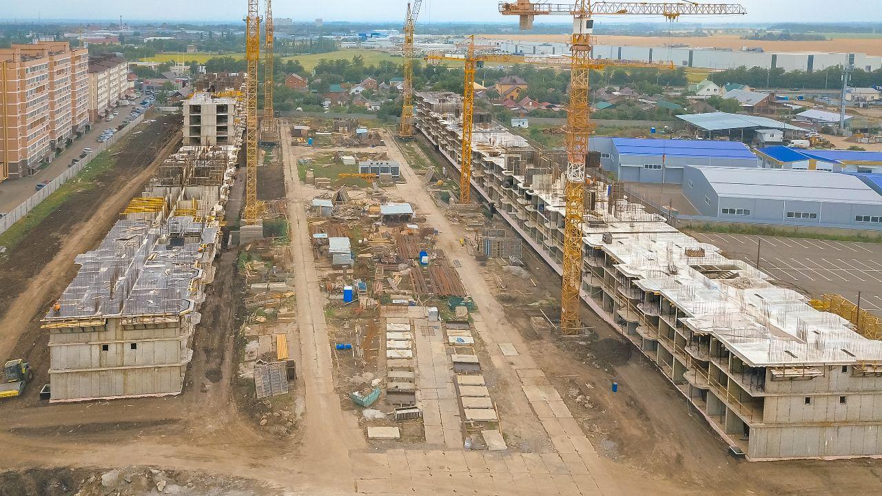 ЖК Светлоград  июнь 2021