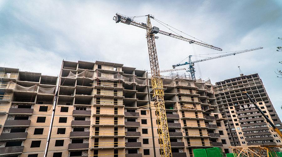Отчет о строительстве ЖК «Свобода», май, 2021г.