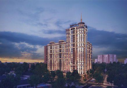 Обзор ЖК ЖК AVrorA в Краснодаре: элитная недвижимость в центре Краснодара