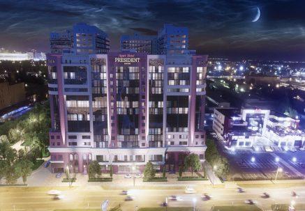 Обзор апарт-отеля The Grand Palace в Краснодаре: премиальная недвижимость для инвестиций