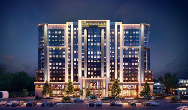 The Grand Palace купить квартиру Краснодар