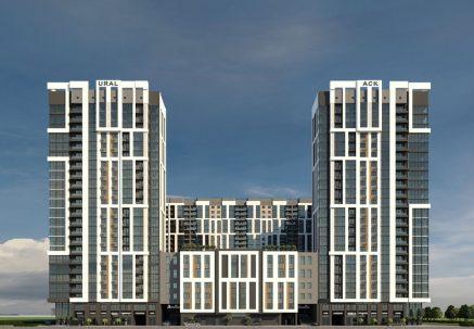 Обзор ЖК URAL в Краснодаре: квартиры-комфорт класса с современной инфраструктурой