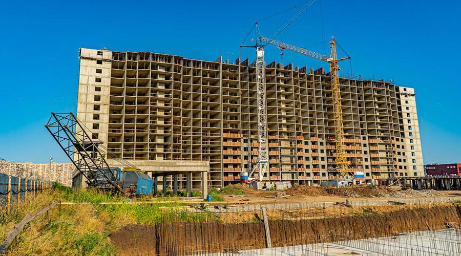 Отчет о строительстве ЖК «Хорошая погода», сентябрь, 2021г.