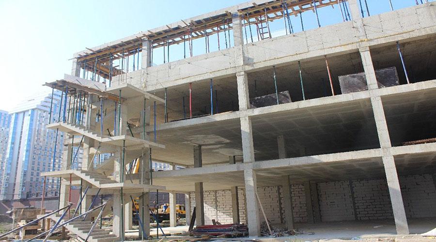Отчет о строительстве ЖК «Кубанский», август, 2021г.