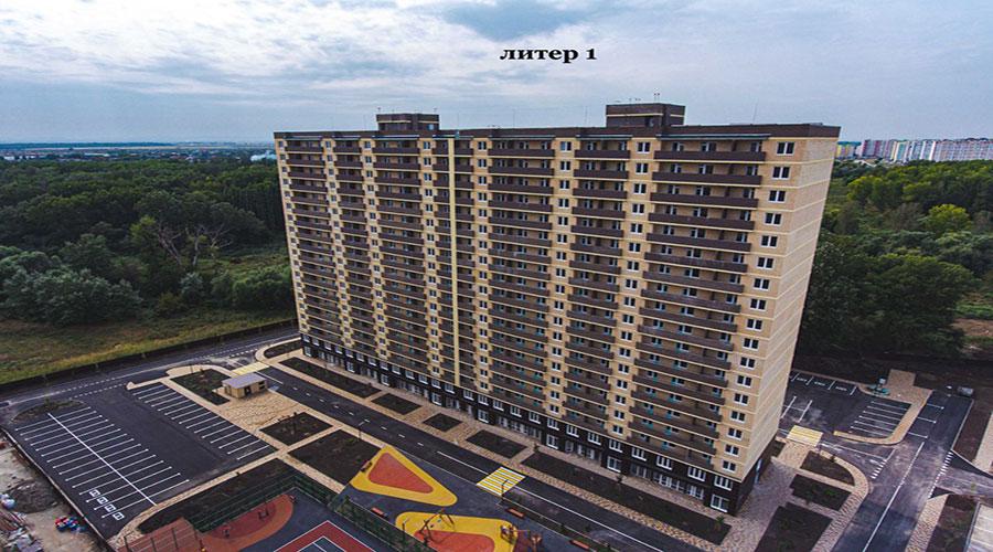 Отчет о строительстве ЖК «Поколение», сентябрь, 2021г.