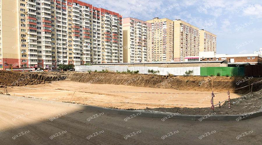 Отчет о строительстве ЖК «7 Вершин», август, 2021г.