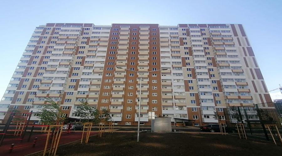 Отчет о строительстве ЖК «Восточно-Кругликовский», август, 2021г.