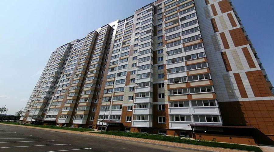 Отчет о строительстве ЖК «Восточно-Кругликовский», сентябрь, 2021г.