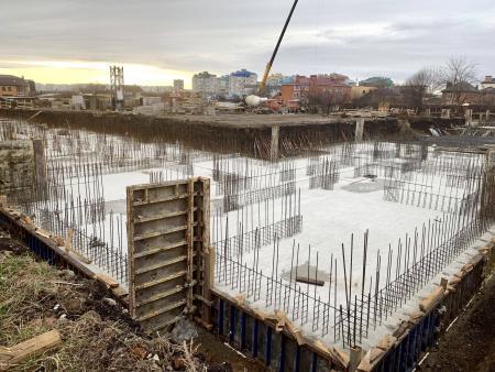 Отчет о строительстве ЖК «Лайм», декабрь, 2019г.
