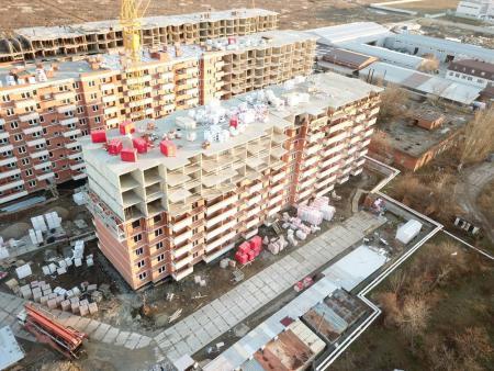 Отчет о строительстве ЖК «Движение», декабрь, 2019г.