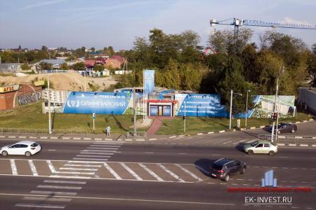 Отчет о строительстве ЖК «Олимпийский», сентябрь, 2019г.