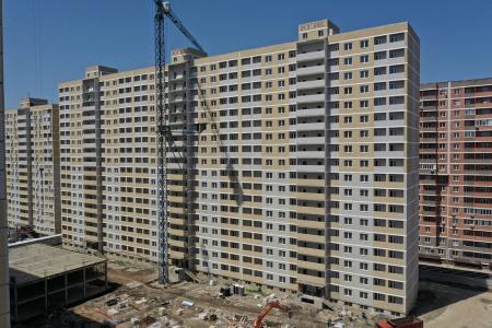 Отчет о строительстве ЖК «Славянка», май, 2020г.