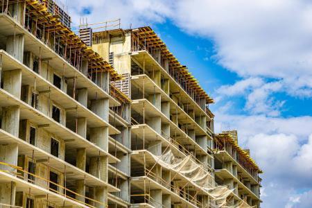 Отчет о строительстве ЖК «Светлоград», сентябрь, 2019г.