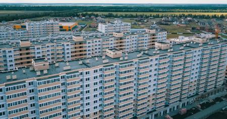 Отчет о строительстве ЖК «Светлоград», май, 2020г.