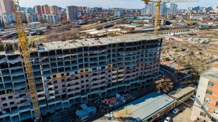 Отчет о строительстве ЖК «Все свои», февраль, 2019г.