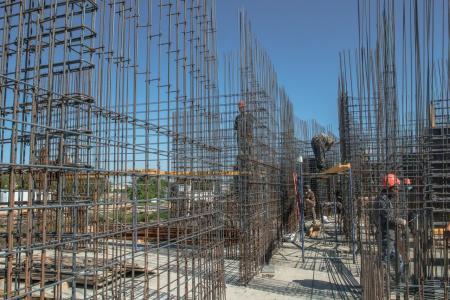Отчет о строительстве ЖК «Фонтаны», август, 2018г.