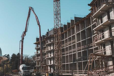 Отчет о строительстве ЖК «Фонтаны», ноябрь, 2018г.